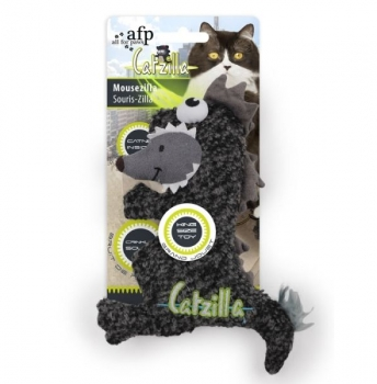 Mousezilla Catnip Supersized Cat Toy - Great toy for larger cats!