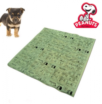 Peanuts Comic Strip Puppy Training Pads 5 Pack