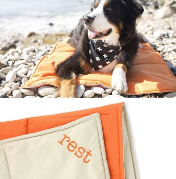 Doggy Comforter - Reversible and Water Repellent